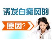 白癜风的发病原因都有哪些